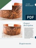 jewelry 2 -cuff bracelet