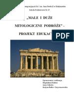 projekt mity