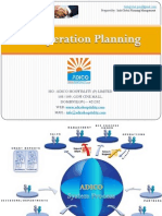 Operation Process & Planning