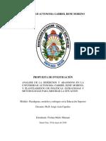 propuesta - desercion UAGRM