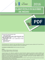 The Particularities of the Environment Assessment