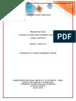 Análisis Situacional Marca SAP_ Claudia Liliana Portocarrero