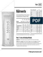 Powder Mark 5 Nutrition Web De