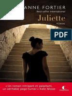 Anne Fortier - Juliette