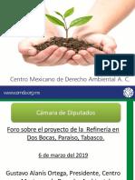 centro mexicano ambiental ac