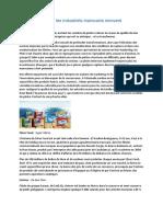 [1421323492]Pêche, Les Industriels Marocains Innovent