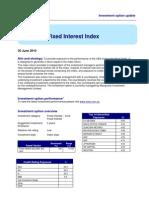 Australian Fixed Interest-201006