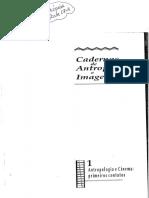 Cadernos de Antropologia e imagem