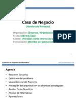 PLANTILLA CASO DE NEGOCIO