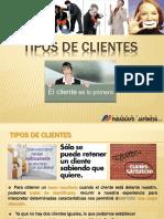 Tipos de Clientes Taller Fpj 1
