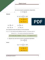 Álgebra Lineal - Serie