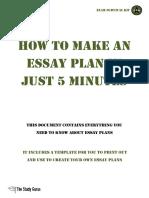 [TSG] Essay Plan Template.pdf