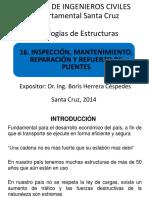 16. INSPECCIÓN, MANTENIMIENTO, REPARACIÓN Y REFUERZO DE PUENTES.pdf