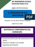 6. Patología de Materiales