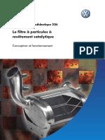 SSP336 Le Filtre à Particule à Revêttement Catalytique