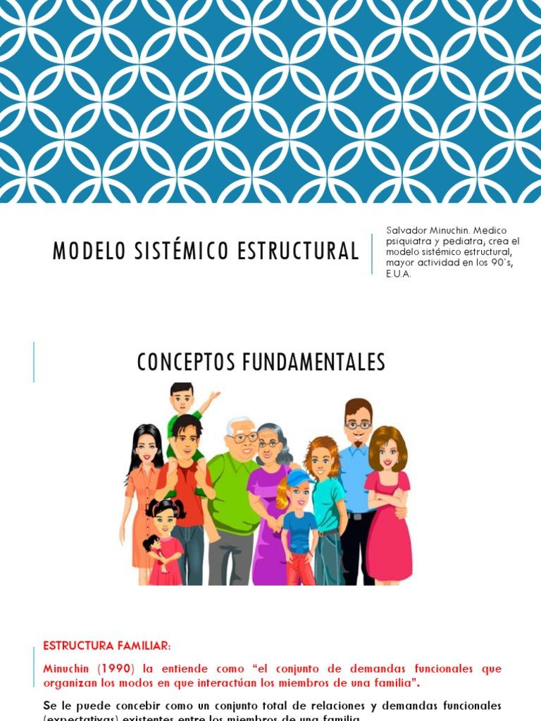 Presentación 1 Tema 2 Modelo Sistemico Estructural Pptx