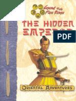L5R - Campaign - The Hidden Emperor.pdf