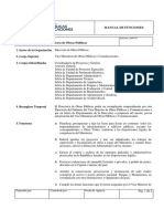 Manual de Funciones Director_a de Obras Públicas(1)