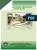 Panduan Kode Emergensi (Code Blue) EDIT BARU.doc
