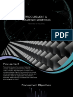 You Exec -Procurement and Strategic Sourcing Free
