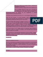Evidencia Blog,Conflicto Financiero