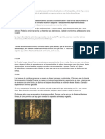 tipos de bosques