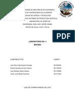 LAB. 4 MITOSIS(2)