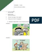 Discurso Direto e Indireto 8c2ba Ano