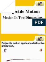 Kinematics in Two Diamensions