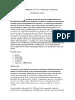 Informe Nº4 Quimica Separacion de Mezclas