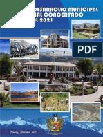 PLAN DE DESARROLLO MUNICIPAL PROVINCIAL CONCERTADO HUARAZ AL 2021.pdf