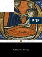 [Penguin Classics] Lloyd, Geoffrey Ernest Richard - Hippocratic Writings (1983, Penguin Books Ltd)