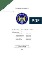 Paper Manajemen Pendidikan