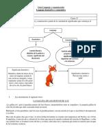 Guía Lenguaje y Comunicación Lenguaje Connotativo