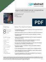 Responsabilidad Social Corporativa Satorras Fioretti Es 23365