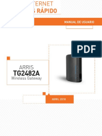Manual de Usuario Equipo Dual Band TG2482A