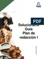 Solucionario Guía Plan de redacción I.pdf