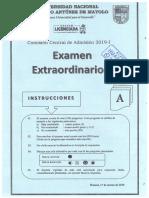 Ex. de Exonerados 2019 _ I _ Academia Huascarán