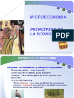 Microeconomía - El Problema Económico