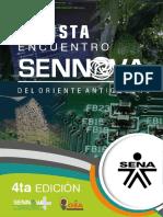 IV Encuentro Sennova Del Oriente 2018