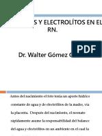 1.Manejo Hidroelectrolitico 2