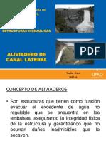 2. Aliviadero de Canal Lateral