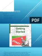 "Tutorial programa ""getting started"""