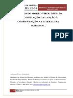 Alisson Soledade - Artigo Bilros Histórias Sociedades e Culturas