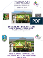 PROGRAM INSTALASI PELATIHAN 2019  EDIT2.pptx