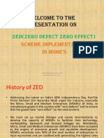 ZED Presentation