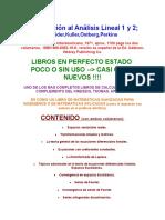 Introducción al Análisis Lineal 1 y 2.docx