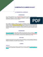 02 ACUERDO DE CONTINUIDAD DE ACTIVIDADES MIGRATORIAS - ACUERDO GUBERNATIVO 83-2017.docx