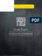Grand Rapids Community Foundation annual report