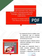 Presentación Apna Del Sueño